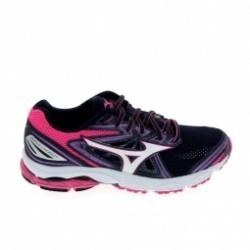 Chaussure de running Chaussure de sport MIZUNO Wave Prodigy Violet Rose