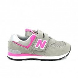 Basket mode, Sneaker Chaussure cadet NEW BALANCE YV574 M C Taupe Rose