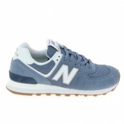 Basket mode, Sneaker Chaussure de loisirs NEW BALANCE W574 Bleu