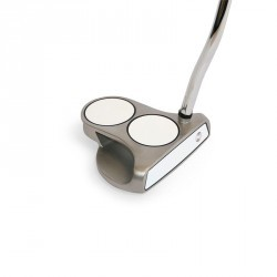 Putter golf adulte droitier WHITE HOT PRO 2.0  2BALL 34""