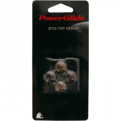 POINTES QUEUE DE BILLARD A COLLER POWERGLIDE 13MM