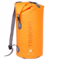 SAC POLOCHON ETANCHE 40L ORANGE