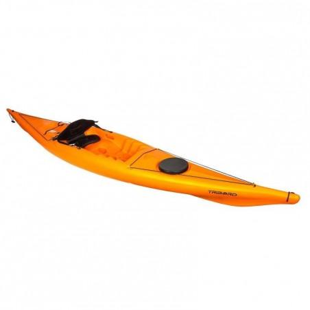 KAYAK RK500-1 RANDO Orange 1 adulte