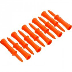 STEP TEE 37 MM X10 ORANGE