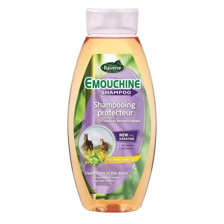 Shampoing équitation EMOUCHINE - 500ml