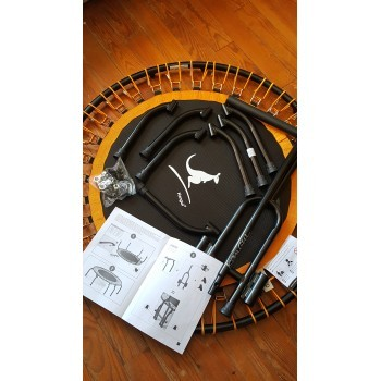 test du mini trampoline fitness fitbodi 100 de kangui. Black Bedroom Furniture Sets. Home Design Ideas