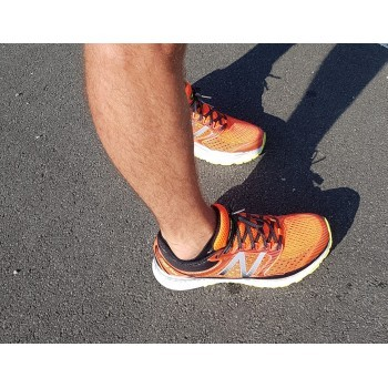 new balance 1080 v7 homme orange