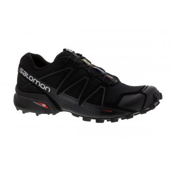 Chaussure Trail Running Homme SALOMON SPEEDCROSS 4 noir avis test
