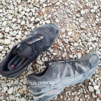 Running noir 4 SALOMON test Trail SPEEDCROSS Homme Chaussure avis AjR345L