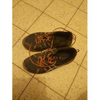 avis chaussures running asics gel ziruss homme bleu jaune asics